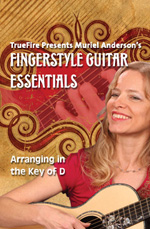 Create beautiful & compelling arrangements in the key of D