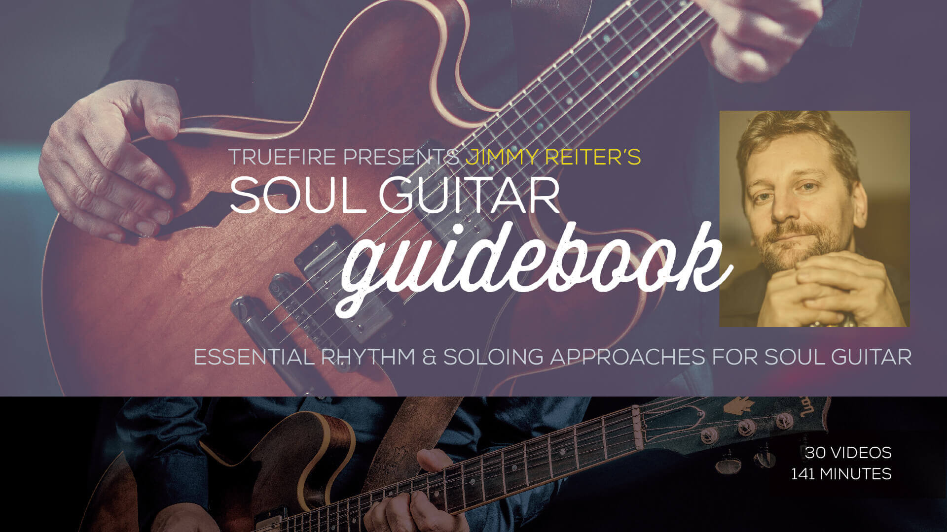 Soul Guidebook Guitar Lessons Truefire