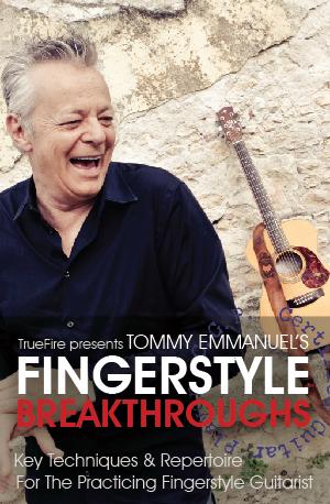The Entertainer: Lesson & Breakdown - Tommy Emmanuel
