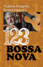 A theory-free, intuitive approach to bossa nova guitar for intermediate players