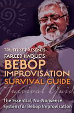 The essential, no-nonsense system for bebop improvisation