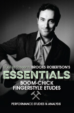 Essentials: Boom-Chick Fingerstyle Etudes