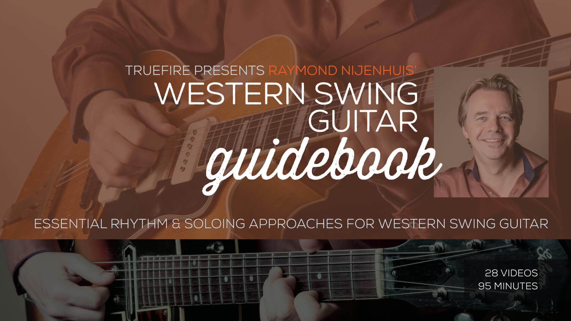 Western Swing Guitar Guidebook Ray Nijenhuis Truefire