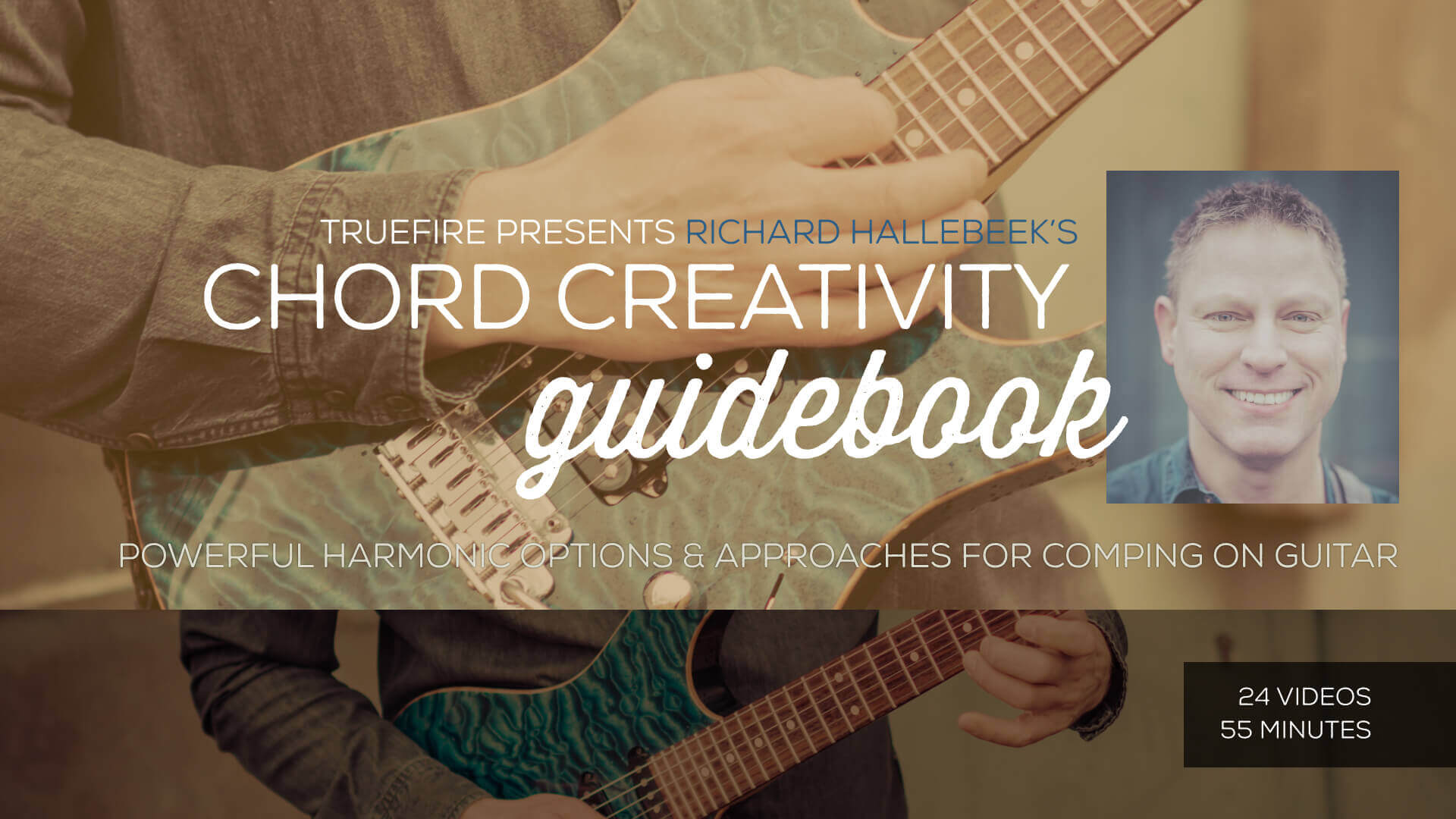 Chord Creativity Guidebook Guitar Lessons Truefire