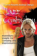 Advanced concepts and insight for jazz guitar comping & improv