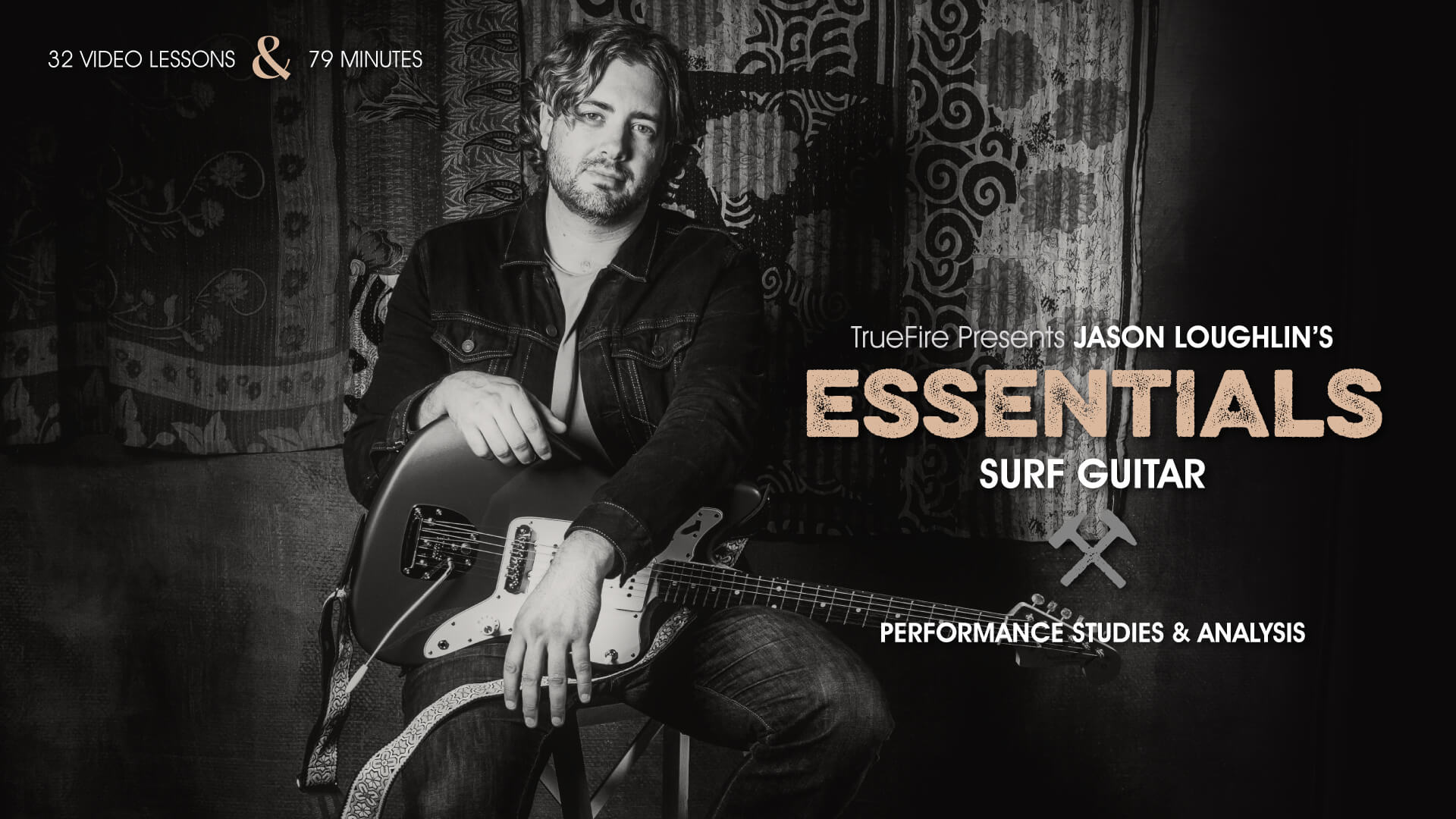 Surf Guitar Lessons Jason Loughlin Truefire