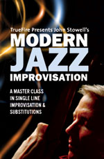 A Master Class in Single Line Improvisation & Substitutions