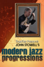 A master class in modern jazz progressions and expanded chord vocabulary