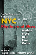 NYC Rhythm & Blues focuses on comping, soloing and developing improvisation skills