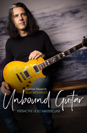 Purple Queen Performance Alex Skolnick Guitar Lesson Truefire