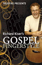 Learn how to play 7 fingerstyle instrumental gospel favorites