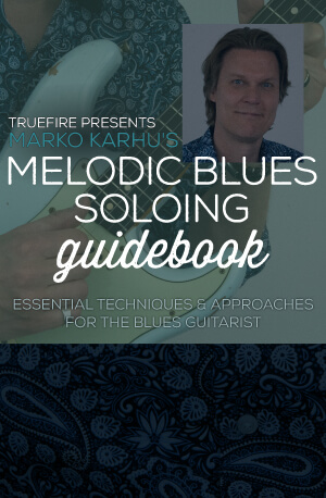 Blues Guitar Lessons - TrueFire