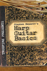Fundamental concepts, techniques and insight for harp guitar