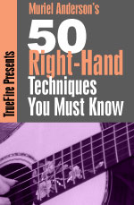 50 right hand techniques every guitarist must know