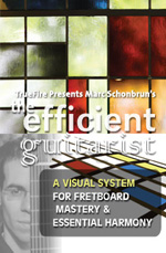 A Visual System for Fretboard Mastery & Essential Harmony