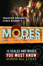 13 Scales and Modes You MUST Know Across all Styles