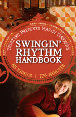 Essential insight, chord vocabulary, and rhythm patterns for swing guitar