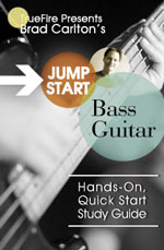 Hands-on, quick-start guide to bass guitar