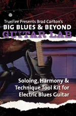 Soloing, Harmony & Technique Tool Kit for Electric Blues Guitar