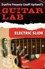 Techniques, licks, and essential insight for electric slide guitar