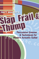 Percussive grooves & essential techniques for acoustic guitar
