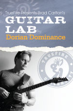 Intensive examination of the dorian mode and its improvisational applications