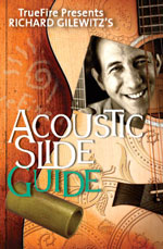 The quintessential handbook for acoustic slide guitar