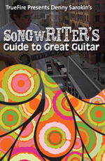 Over 200 tips and tricks for songwriters on the acoustic guitar