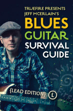 Essential techniques & insight for blues lead guitar.