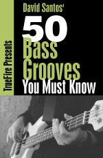 Essential collection of bass grooves you must know