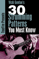 Thirty acoustic rhythm strumming patterns you must know