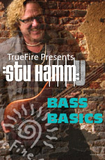 Learn how to play bass guitar from the ground up with Stu Hamm