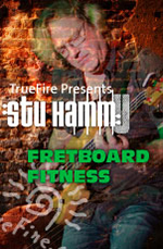 The second round of bass guitar lessons from Stu Hamm explores the fretboard