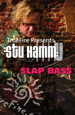 Learn how to play slap bass guitar from the master, Stu Hamm