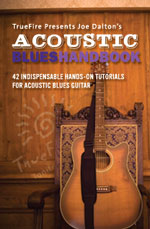 Essential moves, rhythms and insight for acoustic blues guitar