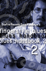 More step-by-step fingerstyle blues guitar method