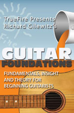 Fundamentals, insight and theory for beginning guitarists
