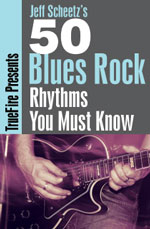 Learn soulful lines and take your blues-rock rhythm playing to the next level