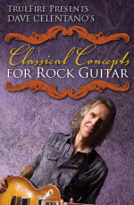 Classical insight and harmonic approaches for contemporary rock guitar