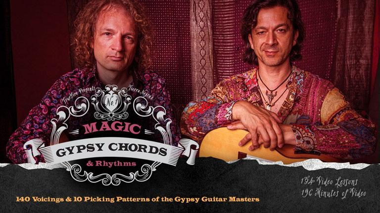 Magic Gypsy Chords & Rhythms - Tierra Negra - Guitar Lessons