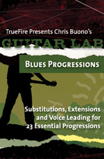Substitutions, extensions and voice leading for 23 essential progressions