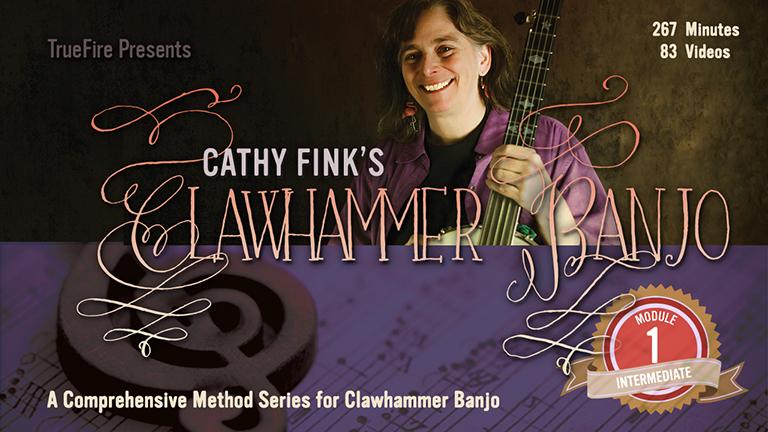 Clawhammer Banjo - Cathy Fink - Banjo Lessons