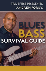 Essential bass lines and techniques for the modern blues bassist
