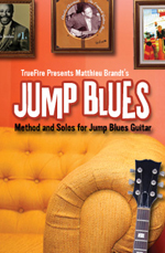 Theory, comping, technique & analysis of Jump blues guitar