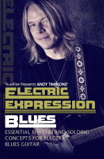 Essential Rhythm and Soloing Concepts for Electric Blues Guitar