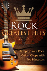 Ramp Up Your Rock Guitar Chops with a Selection of Top Lessons