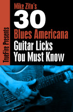 A Collection of Blues Americana Licks Featuring the Best of Blues, Rock, and Country