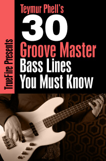 Bass Guitar Lessons - TrueFire