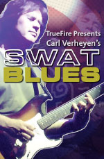 Special weapons and tactics for the modern blues guitarist