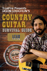 Essential lead guitar techniques for modern country